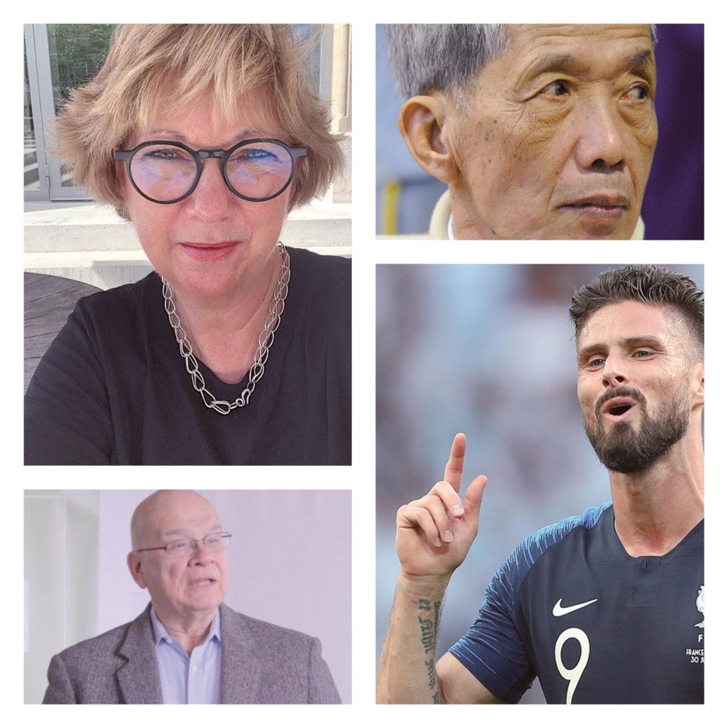 La candidature d'Isabelle Graesslé à la tête de l'EERS, les bonnes nouvelles de Timothy Keller, le décès de l'ancien tortionnaire khmer rouge Douch, la foi d'Olivier Giroud...