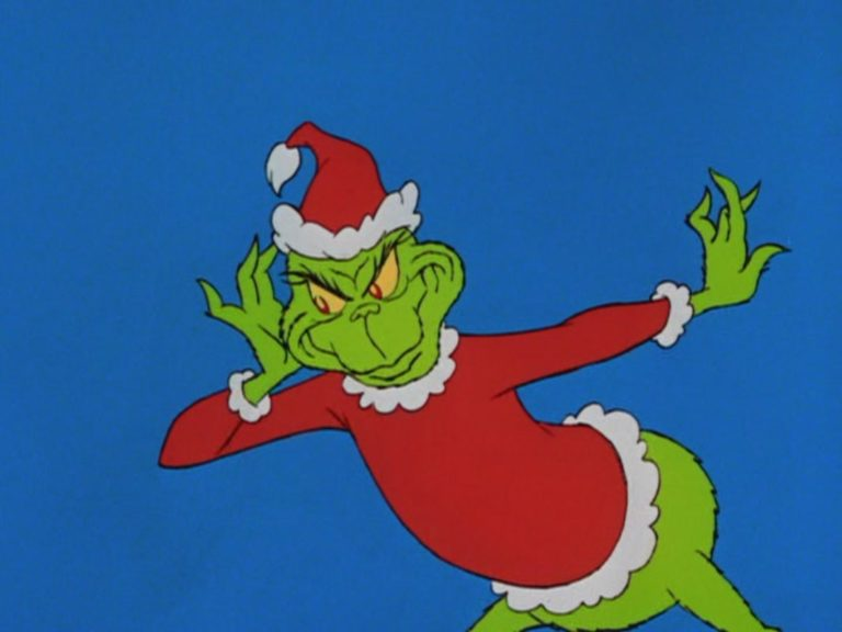 Image du dessin animé de 1966 : Comment le Grinch a volé Noël !