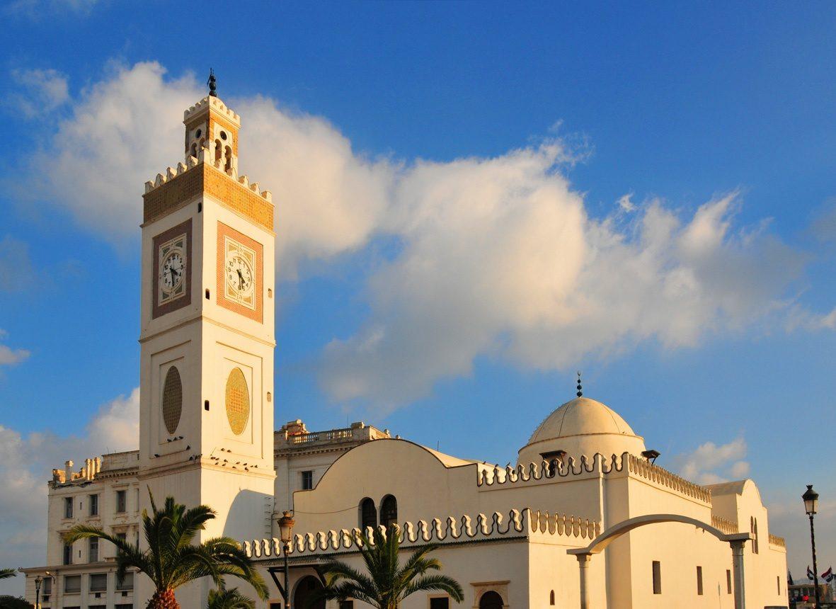 Mosquée El Jedid à Alger