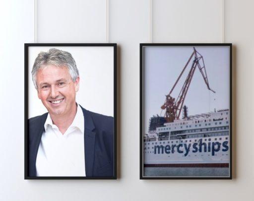 Samuel-Peterschmitt et Mercy Ships