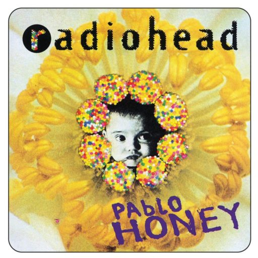 Album Pablo Honey de Radiohead