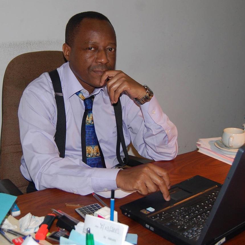 Pierre Mbali Lusasa est pasteur, aumônier et auteur de Bientôt l'Apocalypse? (éd. l'Oasis)