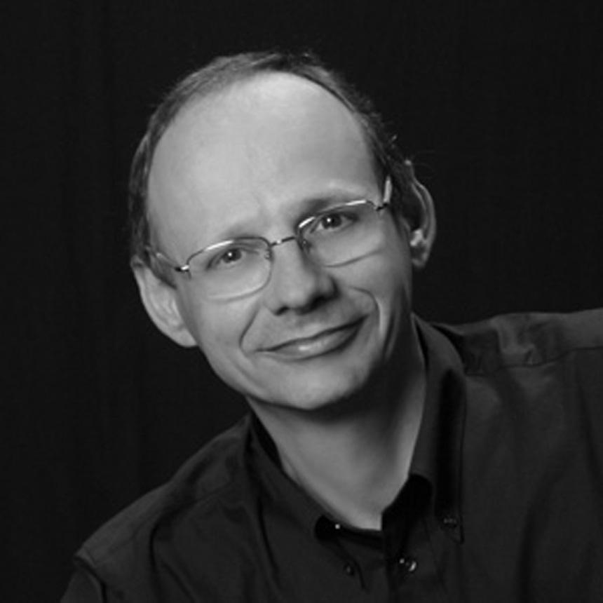 Claude Baecher, théologien et enseignant mennonite