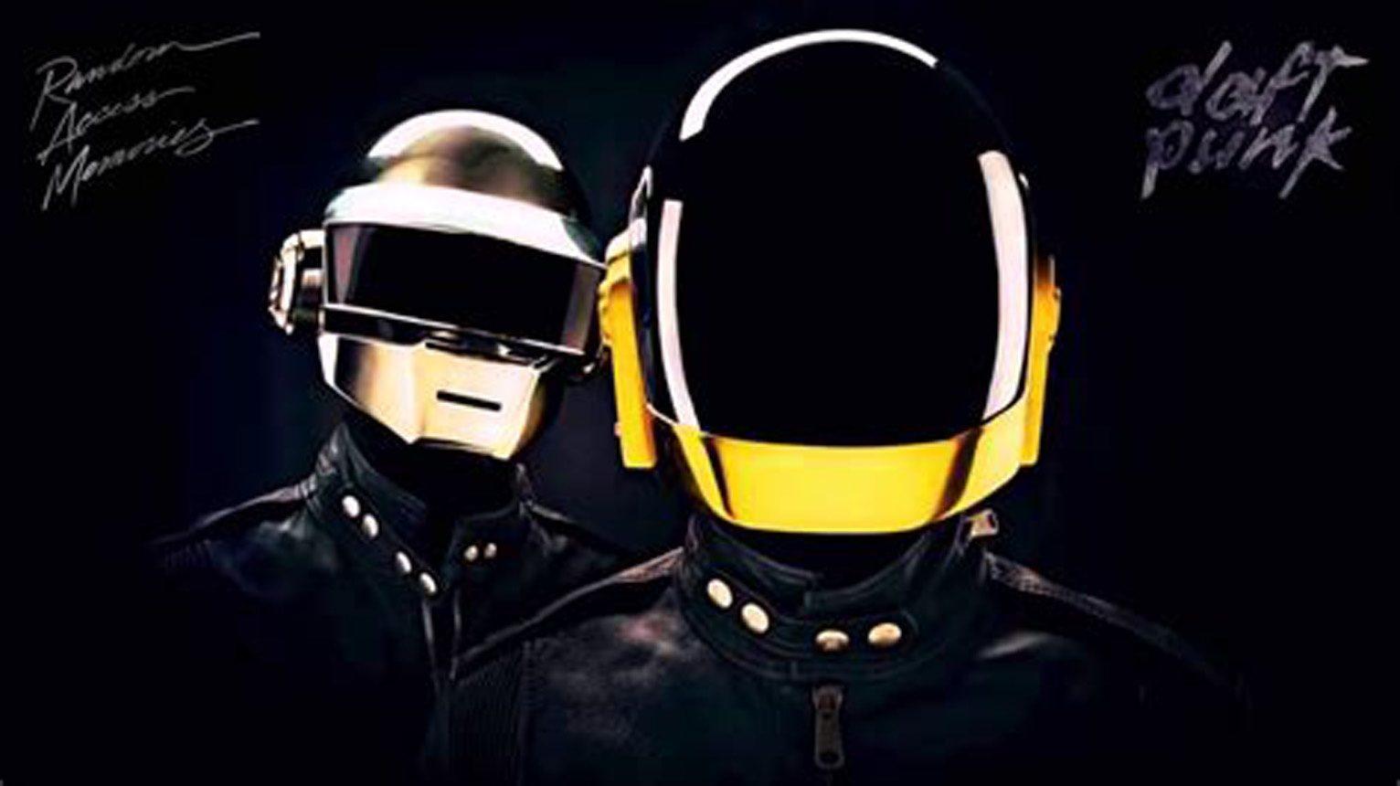 Touch de Daft Punk