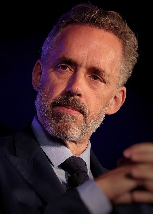 Jordan Peterson, professeur et psychologue clinicien canadien