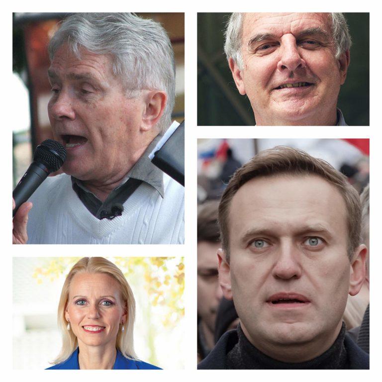 La conversion d'Alexei Navalny au christianisme, le décès de l'évangéliste Luis Palau, la prise de position du pasteur Peter Barnes et la nomination de la Conseillère nationale Lilian Studer font l'actualité.