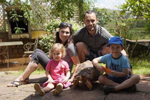 La famille Lagache