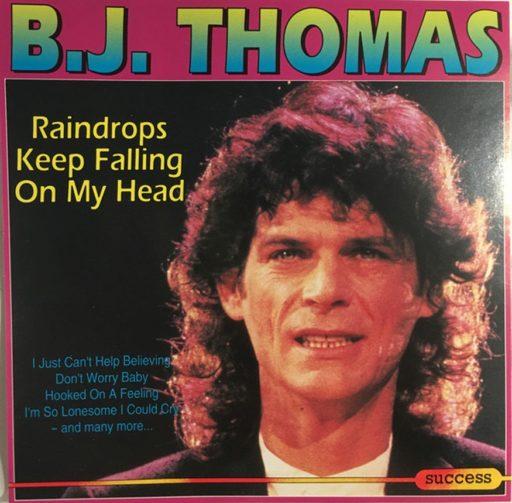 «Raindrops Keep Fallin' On My Head» de B.J. Thomas