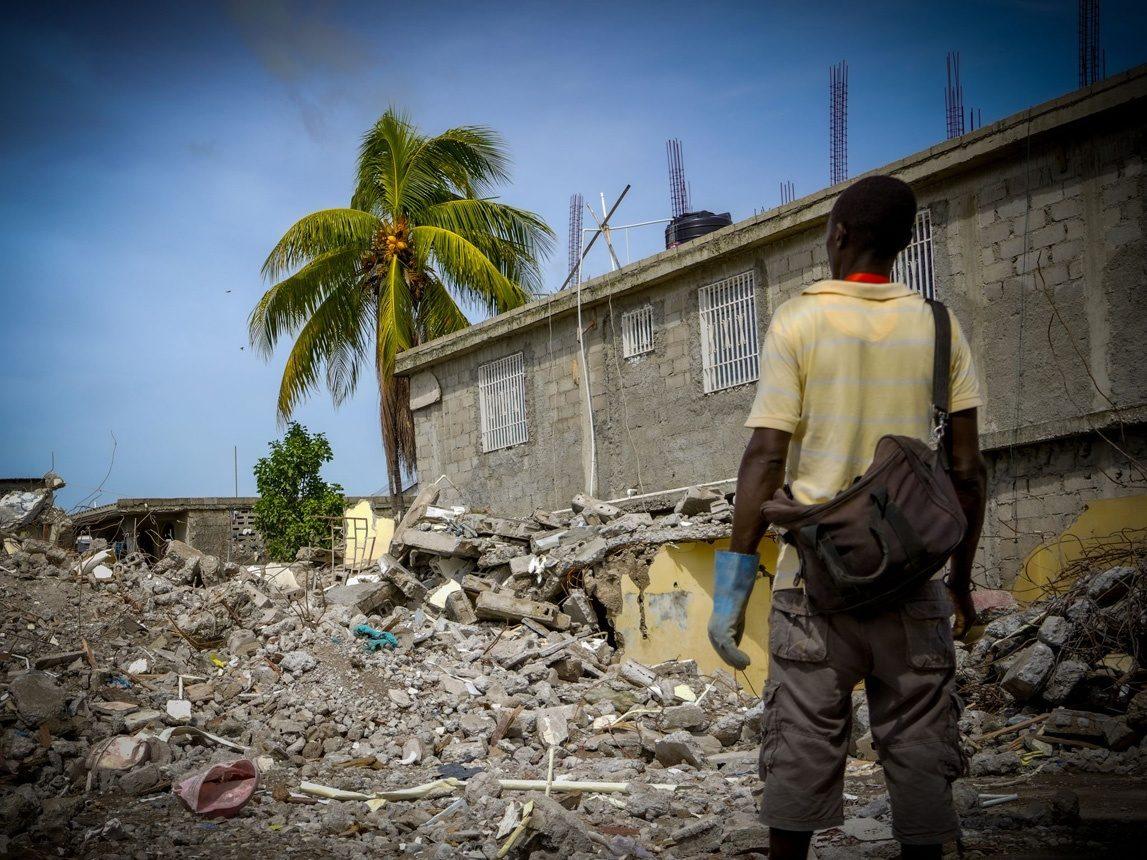 Séisme Haiti