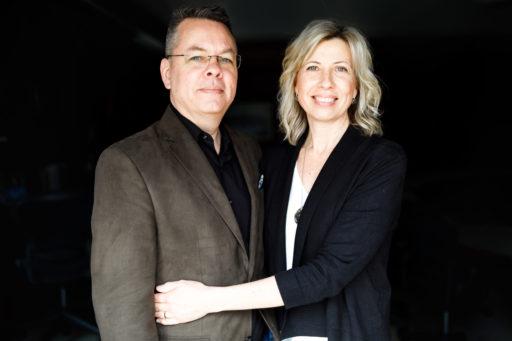 Andrew et Norine Brunson